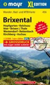 Brixental XL 1 : 25 000