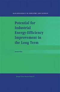 Potential for Industrial Energy-efficiency Improvement in the Long Term