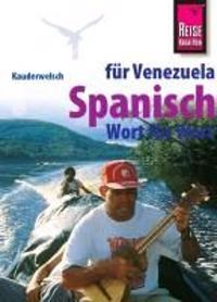 Kauderwelsch Sprachführer Spanisch für Venezuela - Wort für Wort