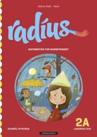 Radius 2A; lærerens bok - Hanne Hafnor Dahl, May-Else Nohr | Inprintwriters.org