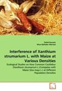 Interference of Xanthium Strumarium L. with Maize at Various Densities