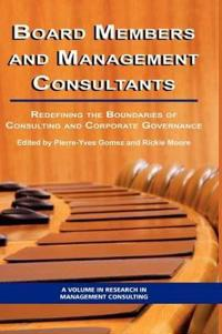 Board Members and Management Consultants