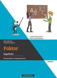 Faktor - Espen Hjardar, Jan-Erik Pedersen | Ridgeroadrun.org