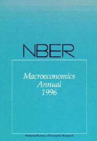 Nber Macroeconomics Annual 1996