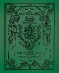 France & New England: Volume 1