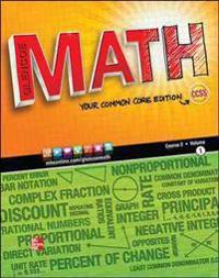 Glencoe Math, Course 2, Student Edition, Volume 1