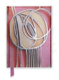 Mackintosh Rose Motif Foiled Journal