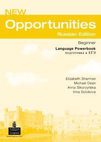 Opportunities Russia Beginner Language Powerbook