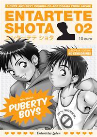 Entartete Shota 02 : Puberty Boys