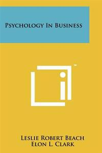 Psychology in Business
