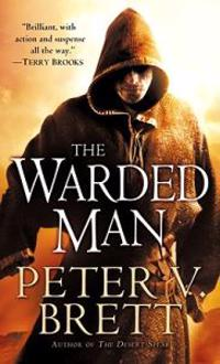The Warded Man  Book One of the Demon Cycle - Peter V. Brett - pocket (9780345518705)     Bokhandel