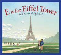 E is for Eiffel Tower