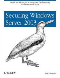 Securing Windows Server 2003