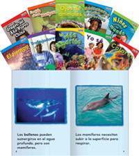 Time for Kids Nonfiction Readers Set 2, Grade 1