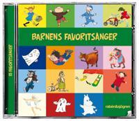 Barnens favoritsånger : 15 favoritsånger