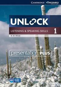 Unlock Level 1 Listening and Speaking Skills Presentation Plus