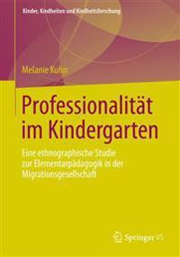 Professionalitat Im Kindergarten