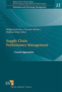 Supply Chain Performance Management