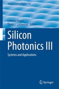 Silicon Photonics III
