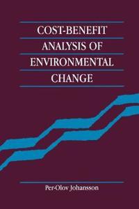 Cost-Benefit Analysis of Environmental Change