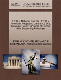 F T C V. National Cas Co