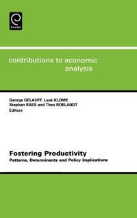 Fostering Productivity