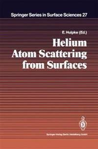 Helium Atom Scattering from Surfaces