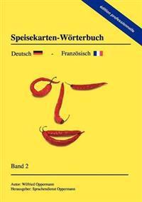 Speisekarten-Worterbuch - Edition Professionnelle