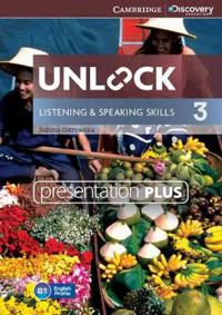 Unlock Level 3 Listening and Speaking Skills Presentation Plus