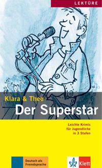 Der Superstar (Stufe 1) - Buch mit Mini-CD
