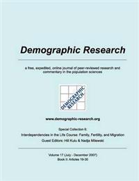 Demographic Research, Volume 17
