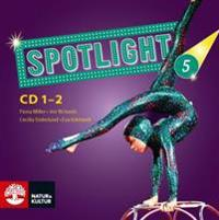 Spotlight 5 Lärar-cd box