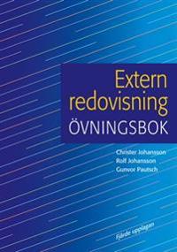 Extern redovisning Övningsbok