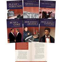 Landmark Supreme Court Cases (Set)