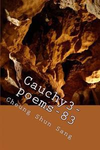 Cauchy3-Poems-83: Dianetics Treats.