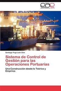 Sistema de Control de Gestion Para Las Operaciones Portuarias