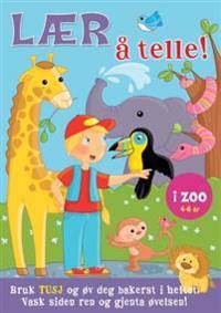 Lær å telle! I zoo 4-6 år