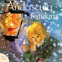Andersenin satukirja 1 (3 cd)