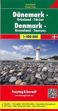 Denmark - Greenland - Faroe