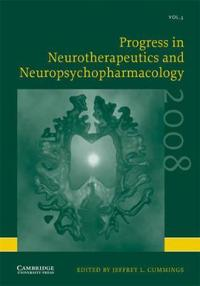 Progress in Neurotherapeutics and Neuropsychopharmacology 2008