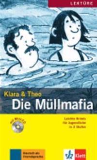 Die Müllmafia (Stufe 2) - Buch mit Mini-CD
