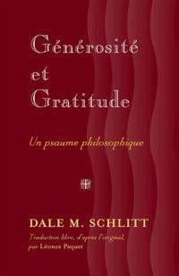 Generosite et Gratitude