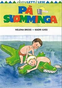 På svømminga