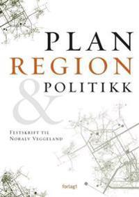 Plan, region & politikk