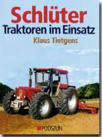 Schlüter Traktoren im Einsatz