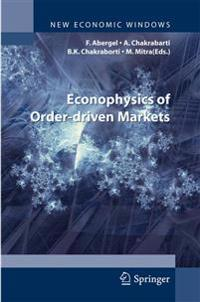 Econophysics of Order-Driven Markets