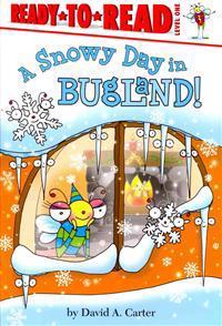 A Snowy Day in Bugland!