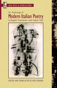 An Anthology of Modern Italian Poetry