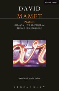 Mamet Plays