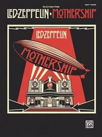 Led Zeppelin -- Selections from Mothership: Easy Piano